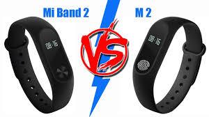 ЖЕСТЬ! ФИТНЕС БРАСЛЕТ <b>M2</b> - ПРОТИВ MI <b>BAND</b> 2 ...