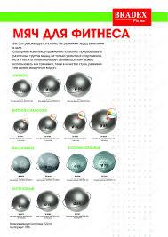 Мяч для фитнеса «<b>ФИТБОЛ</b>-65» с насосом купить оптом - <b>SF</b> ...