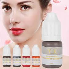 COD Pigment Ink Semi-Permanent <b>Eyebrow Lip Eye Line</b> Tattoo ...