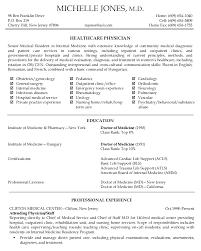 medical doctor cv resume sample   doctor cv resume sample  medical    physician cv sample resumes