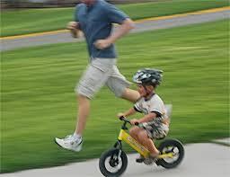 Resultado de imagen de niño bici
