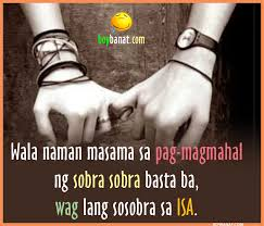 Simple Tagalog Quotes and Pinoy Simple Quotes - Boy Banat via Relatably.com