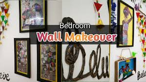 <b>BedRoom Wall</b> Makeover|| Budget Friendly <b>Decor</b> Ideas|| DIY <b>Tribal</b> ...