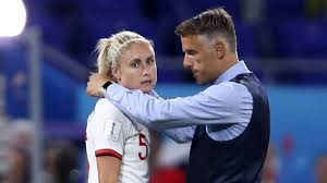 England v USA: Phil Neville says 'hearts and <b>souls</b> left on the pitch ...