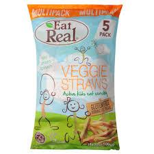<b>Палочки вегетарианские Eat</b> Real Vegan Straws 100 г | www ...