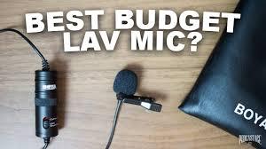 <b>BOYA</b> BY-M1 Lavalier Mic Review / Test - YouTube