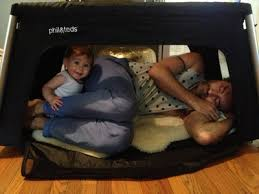 phil&teds Traveller Portacot - The Best <b>Travel Cot</b> | phil&teds