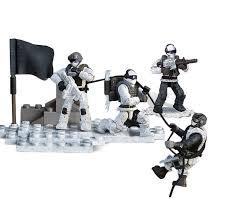 <b>Modern military 1:36 scale</b> Snow Leopard Commando Crossing ...