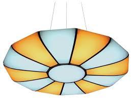 <b>Светильник</b> светодиодный <b>Ambrella light FP2314L</b> WH 210W ...