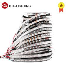1m/2m/4m/5m WS2812B <b>Led Strip</b> 30/60/74/96/100/144 pixels/leds/m
