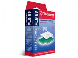 Купить <b>Набор фильтров Topperr</b> FLG 89 для LG / Electronics по ...