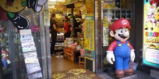 <b>Super Potato</b> Retro Game Store Osaka - Osaka - Japan Travel