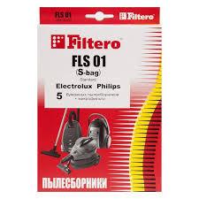 <b>FLS 01</b> мешки для пылесосов Electrolux, Philips, AEG, Bork, <b>Filtero</b> ...