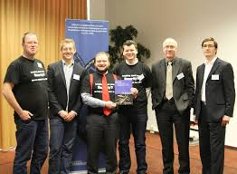 (v.l.n.r. Kai Jendrian, Frank Dölitzscher, Ralf Reinhardt, Tobias Glemser, ... - 20111117-img_0772