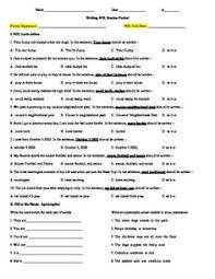 Posts  Assessment and The o     jays on Pinterest  th Grade SOL Writing Review Packet