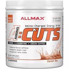 Allmax Nutrition <b>Amino</b>-<b>Charged Energy Drink</b> Sweet Tea