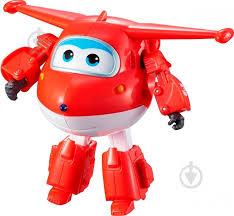 ᐉ <b>Игрушка</b>-трансформер <b>Super Wings</b> Jett YW710210 • Купить в ...