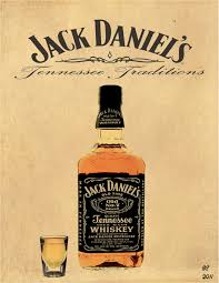 vintage looking jack daniels whiskey poster posters etc jack daniels whiskey