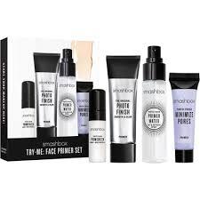 Shop for <b>Try</b>-<b>Me</b>: <b>Face Primer</b> Set by <b>Smashbox</b>   Shoppers Drug Mart
