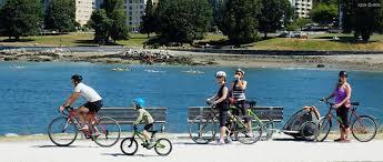 Let's <b>Go Biking</b>! - Easy rides, walks & runs around Vancouver