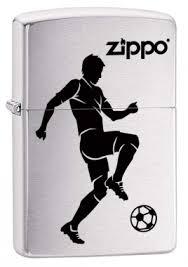 <b>Зажигалка ZIPPO 200 Soccer</b> Player купить в интернет магазине ...
