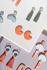 Give Me An Earful: How to Make Clay Earrings + <b>DIY</b> Clay Jewelry ...