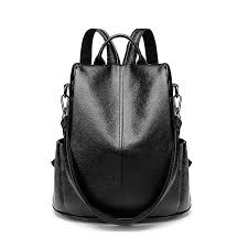 <b>New Women Backpack Genuine</b> Leather Bags Famous Brand Small ...