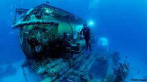 bbc future i have lived underwater aquarius underwater lab getty images credit getty images