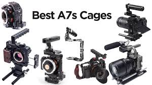 7 Great <b>Sony</b> A7s <b>Cage</b> Options