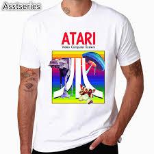 3D geometry <b>Vaporwave</b> T Shirt <b>men</b> Summer fashion High Quality t ...