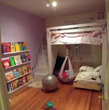 kids space loft bed bunk bed build with hanging toddler bed and swing bunk beds kids loft