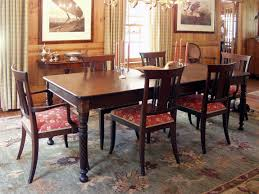 Solid Cherry Dining Room Table Dining Table Mahogany Dining Room Table Rectangular Top Solid