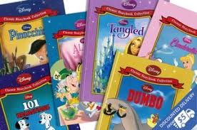 Image result for disney story books]