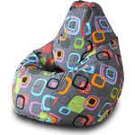 Купить <b>Кресло</b>-<b>мешок Груша Пазитифчик Мумбо</b> 04 недорого в ...