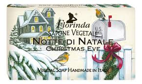 Купить натуральное <b>мыло</b> Merry Christmas <b>Notte Di</b> Natale 100г ...