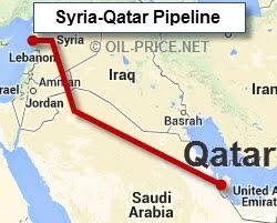 """Résultat de recherche d'images pour """"plan gazoduc qatar syrie"""""""