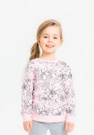 <b>Толстовка детская для девочек</b> 23706120: цвет розовый, 499 ...