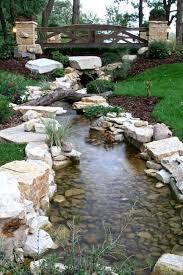 Small Picture The 25 best Backyard stream ideas on Pinterest Garden stream