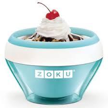 <b>Мороженица Ice Cream</b> Maker, голубая (2972747) - Купить по ...