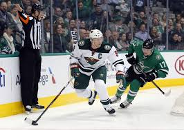 wild coughs up another two goal lead but beats dallas in shootout minnesota wild s mikko koivu 9 of moves the puck from behind the net