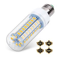 E27 <b>Led</b> Candle <b>Bulb 220V LED</b> E14 Corn <b>Lamp GU10</b> 5730 24 36 ...