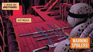 The last surviving <b>Teenage</b> Mutant Ninja Turtle revealed in TMNT ...