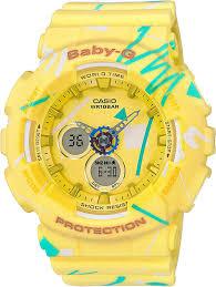 Наручные <b>часы Casio</b> Baby-G <b>BA</b>-120SC-9A — купить в интернет ...