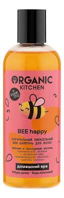 <b>Натуральный питательный био шампунь</b> для волос Organic ...