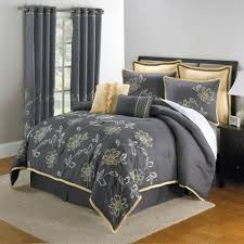yellow and gray bedroom:  bedroom decorating ideas with yellow bedding