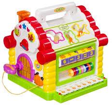 Развивающая <b>игрушка</b> Play <b>Smart</b> Расти малыш Теремок ...