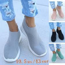 2019 <b>Women Sneakers</b> Knit Sock Running <b>Shoes Woman</b> Sport ...