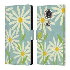 Head Case Designs <b>Daisy Romantic</b> Flowers Leather Book ...