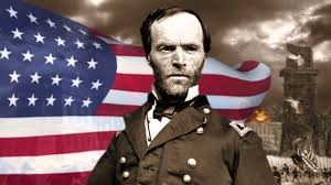 「Union Army General William Tecumseh Sherman」の画像検索結果