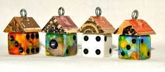 DICE House <b>Birdhouse Charm</b> Kit - Fun & Funky Everything You ...
